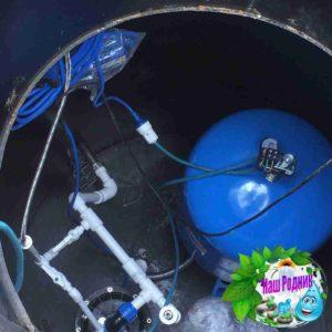 Проведение водоснабжения в загородный дом